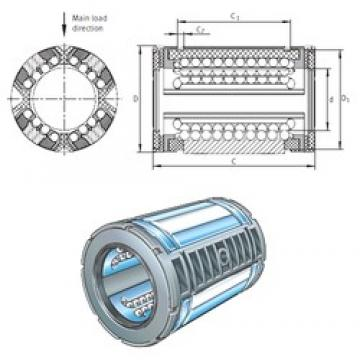 INA KS50 linear bearings