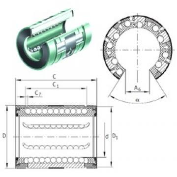 INA KNO12-B linear bearings