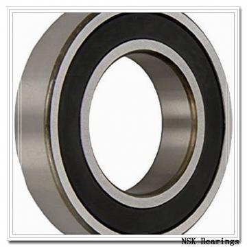 5 mm x 19 mm x 6 mm  NSK F635ZZ1 deep groove ball bearings
