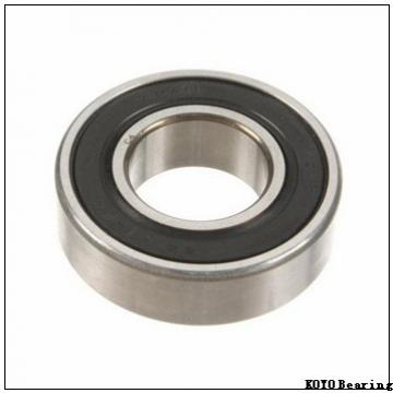 254 mm x 533,4 mm x 120,65 mm  KOYO HH953749/HH953710 tapered roller bearings