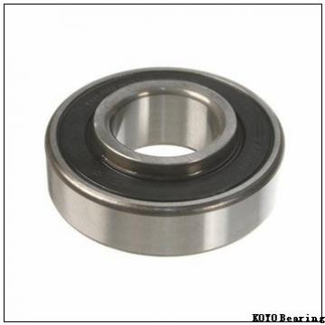 90 mm x 140 mm x 24 mm  KOYO 7018CPA angular contact ball bearings