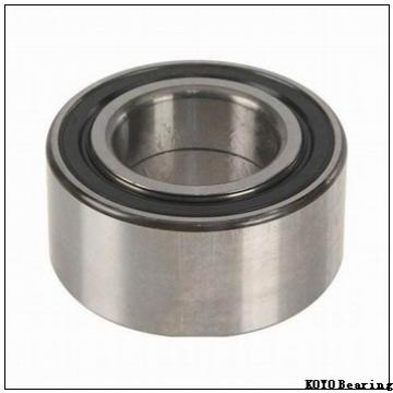 120 mm x 215 mm x 58 mm  KOYO 32224JR tapered roller bearings