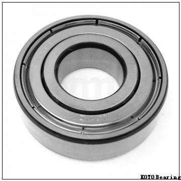 35 mm x 62 mm x 14 mm  KOYO 3NC6007MD4 deep groove ball bearings