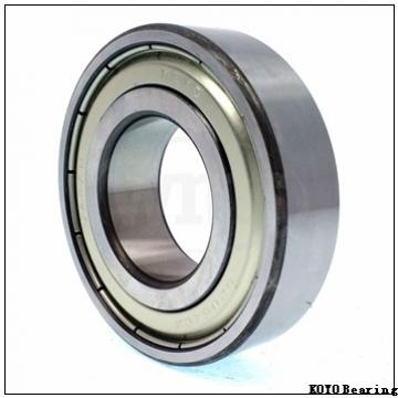35 mm x 72 mm x 17 mm  KOYO 30207CR tapered roller bearings