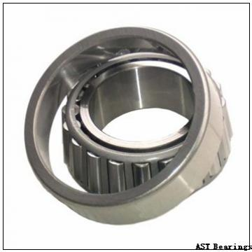 AST SRW0ZZ deep groove ball bearings