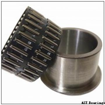 AST GEWZ127ES-2RS plain bearings
