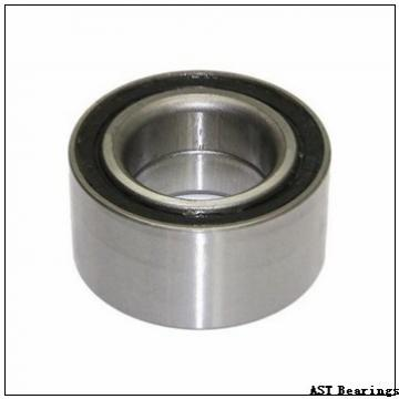 AST 71822AC angular contact ball bearings