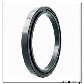 100 mm x 215 mm x 47 mm  NKE NJ320-E-TVP3 cylindrical roller bearings