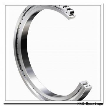 100 mm x 180 mm x 46 mm  NKE NU2220-E-MPA cylindrical roller bearings