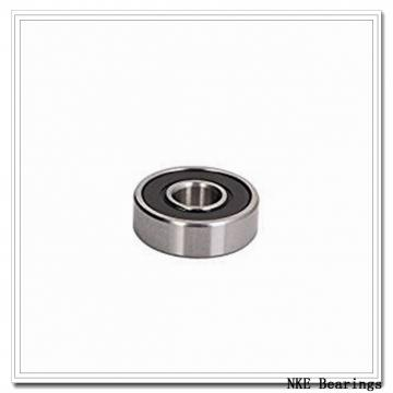 55 mm x 100 mm x 33,3 mm  NKE 3211-B-TV angular contact ball bearings