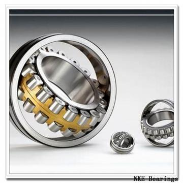 70 mm x 125 mm x 24 mm  NKE N214-E-M6 cylindrical roller bearings