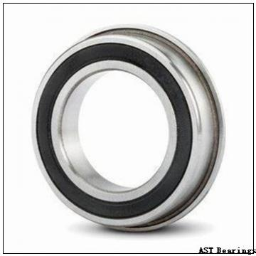 AST 7034AC angular contact ball bearings