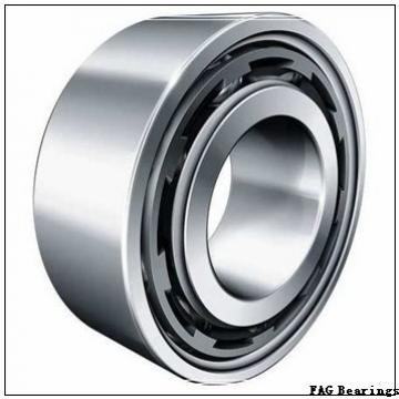 85 mm x 140 mm x 41 mm  FAG 33117 tapered roller bearings