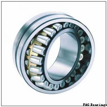 42 mm x 76 mm x 40 mm  FAG SAB42 angular contact ball bearings