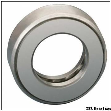 14 mm x 28 mm x 19 mm  INA GIKFR 14 PB plain bearings