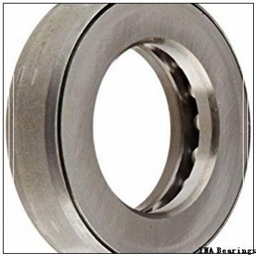 18 mm x 35 mm x 23 mm  INA GAKR 18 PW plain bearings