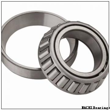85.725 mm x 161.925 mm x 48.260 mm  NACHI 758/752 tapered roller bearings