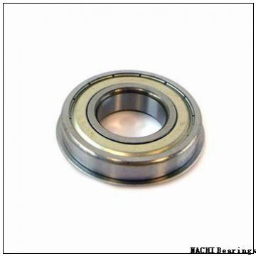 110 mm x 280 mm x 65 mm  NACHI NU 422 cylindrical roller bearings