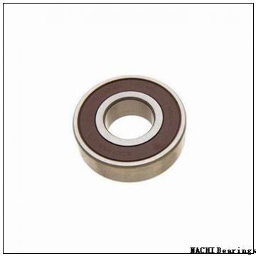 90 mm x 190 mm x 43 mm  NACHI 6318NK deep groove ball bearings