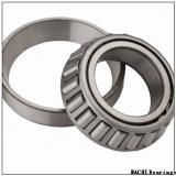 20 mm x 52 mm x 15 mm  NACHI 7304CDF angular contact ball bearings