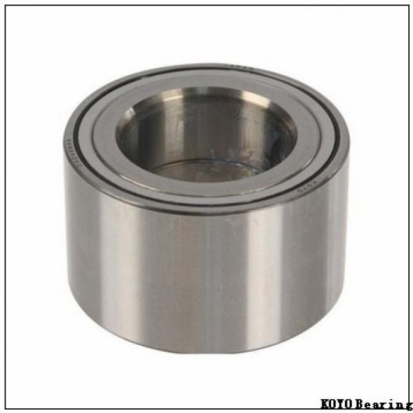 170 mm x 360 mm x 120 mm  KOYO NUP2334 cylindrical roller bearings #1 image