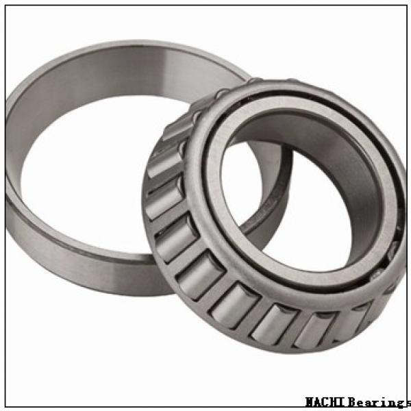 95 mm x 200 mm x 67 mm  NACHI 22319AEXK cylindrical roller bearings #1 image